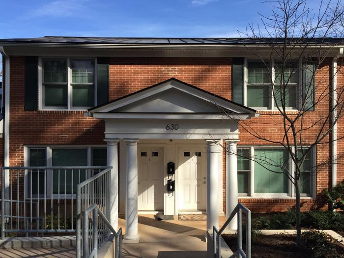 630 Cabell Avenue - 630 Cabell Avenue - B - 2 Bdrm 2½ Bath - Townhouse - Charlottesville, Virginia
