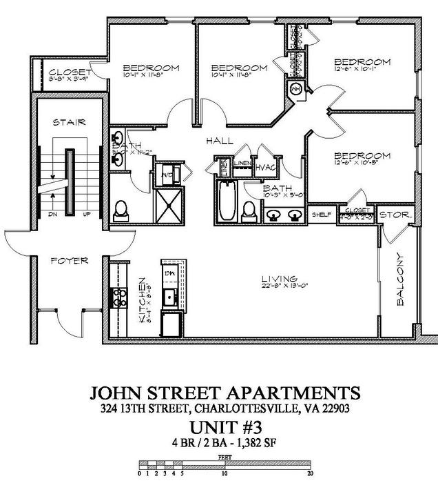 Charlottesville Apartments and Home Rentals - Neighborhood